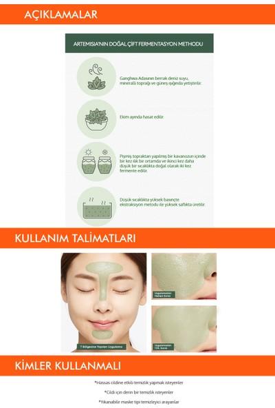Mıssha Temizleme Köpüğü Time Revolution Artemisia Pack Foam Cleanser 30 ml