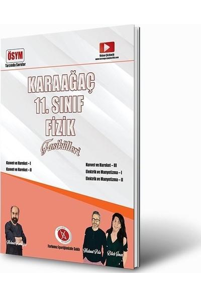 Karaağaç Yayınları 11.Sınıf Fizik Soru Bankası