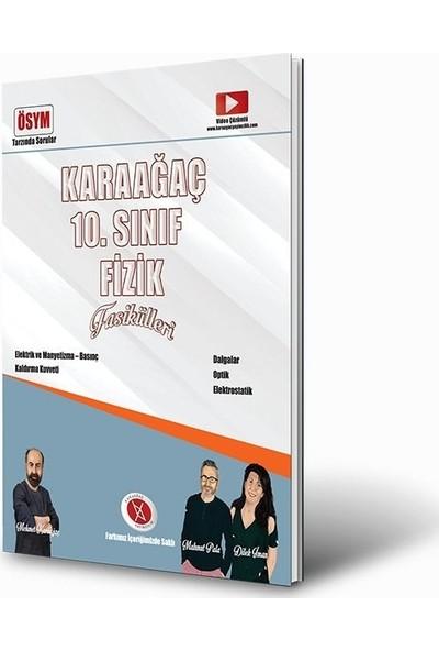 Karaağaç Yayınları 10.Sınıf Fizik Soru Bankası