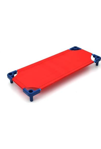 Edutoys Plastik Kampet - Kırmızı