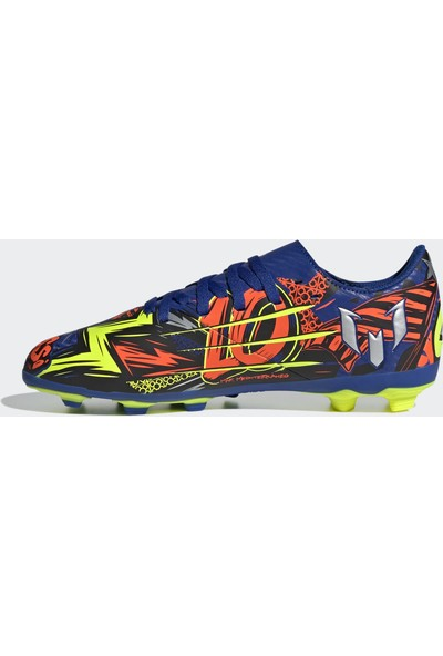 Adidas Nemezız Messi 19.4 Fxg J Çocuk Krampon EH0598