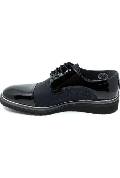 Fosco Siyah Özel Erkek Ayakkabı 9010 430 503