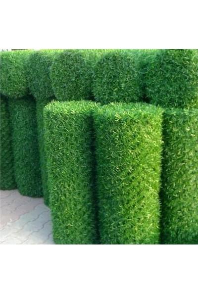 Can Çim Çit Çimli Bahçe Teli Çimçit Yeşil 60 x 900 cm