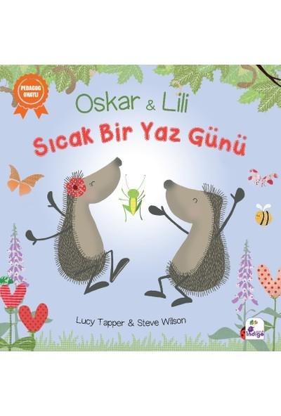 Oskar Ve Lili – Sıcak Bir Yaz Günü - Lucy Tapper - Steve Wilson