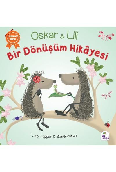 Oskar Ve Lili - Bir Dönüşüm Hikayesi - Lucy Tapper - Steve Wilson