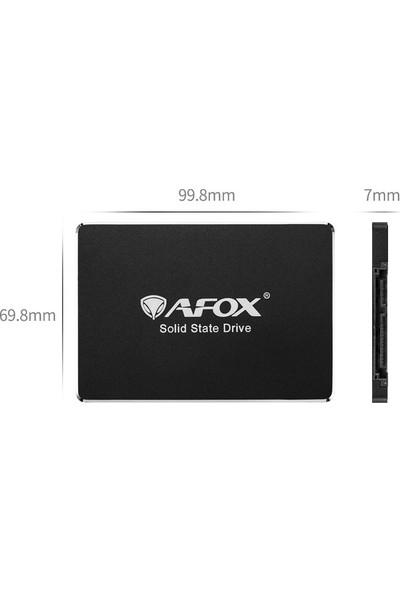 "Afox 2.5"" 240GB 560-480MB/s SATA3 SSD SD250-240GN"