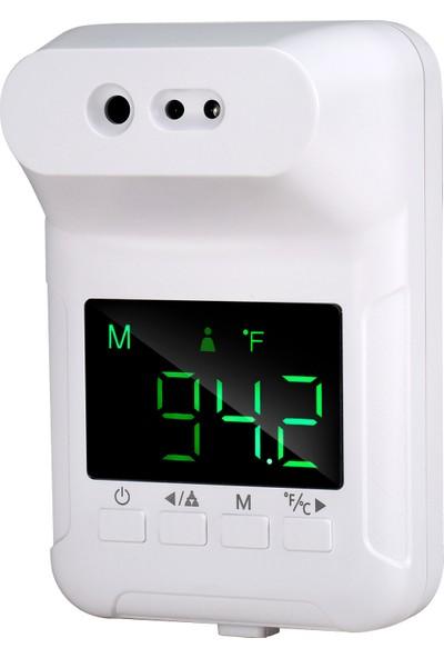 Buyfun Temassız Kızılötesi Termometre Sayacı ° C / ° F Çince (Yurt Dışından)