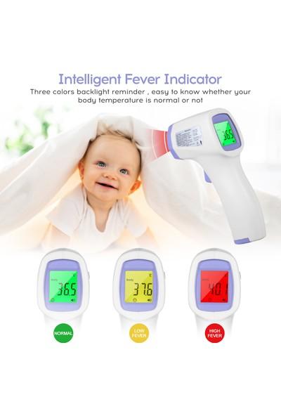 Buyfun Ir Kızılötesi Sensör Kulak Alın Termometre Çocuklar (Yurt Dışından)