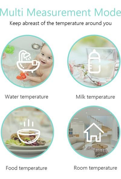 Buyfun Dijital Alın Termometre Kızılötesi Bebek Termometre (Yurt Dışından)