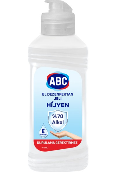 ABC El Dezenfektan Jeli 200 ml