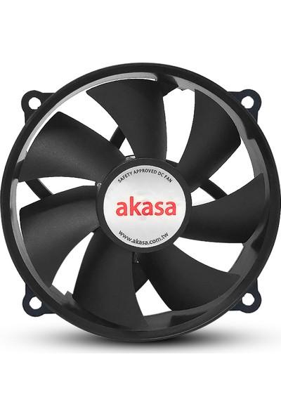 Akasa 9.2 cm 2000RPM Siyah Fan ( AK DFS922512LA2 )