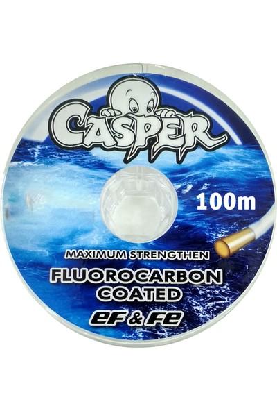 Effe Casper Fluorocarbon Hayalet Misina 100 mt
