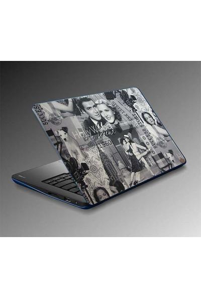 Jasmin Laptop Sticker Hollywood Yıldızları