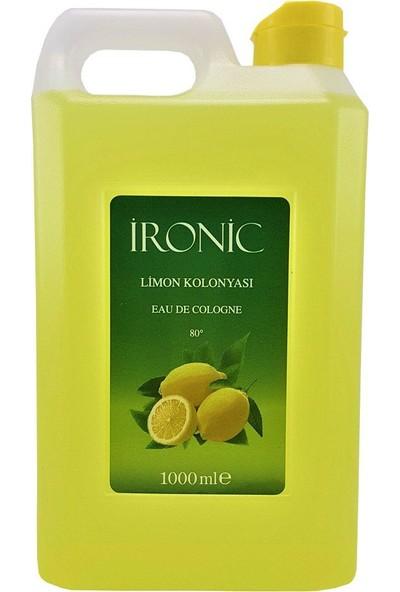 Ironic Limon Kolonyası 1 lt