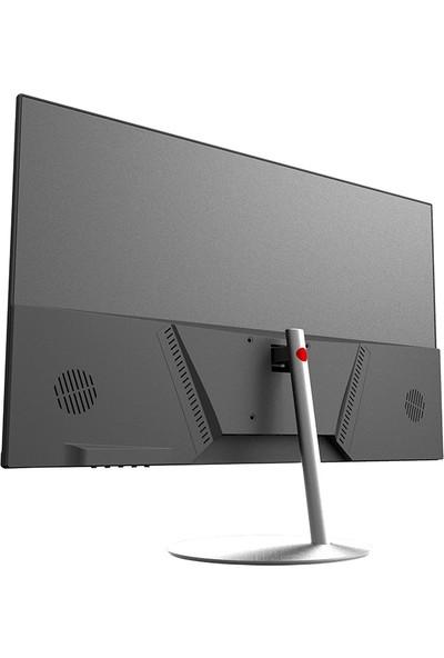 "Silvercrest SC-123 23.8"" 60Hz 5ms (HDMI+Analog) LED Monitör"