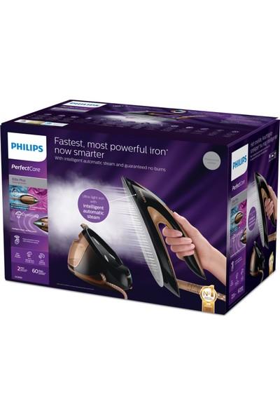 Philips PerfectCare Elite Plus GC9682/80 Buhar Kazanlı Ütü + Ütü Masası