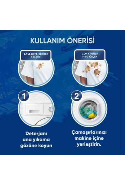 Omo Active Toz Çamaşır Deterjanı 10 KG