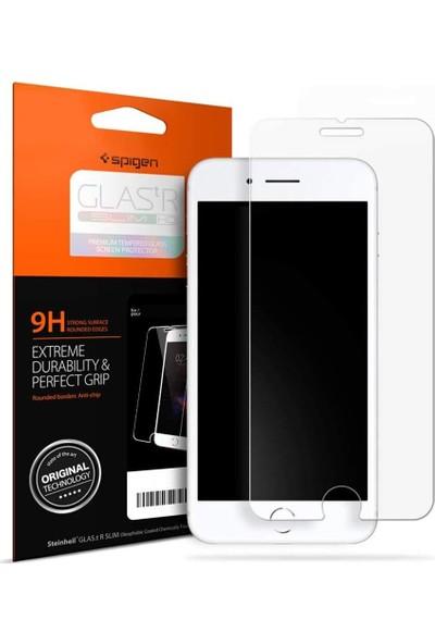 Spigen Apple iPhone SE 2020 / iPhone 8 / iPhone 7 Cam Ekran Koruyucu GLAS.tR SLIM HD - AGL01374