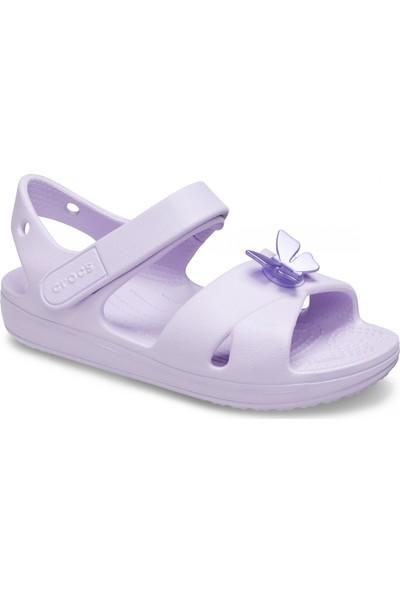 Crocs 206245-530 Classic Strap Sandal Sandalet Çocuk Terlik