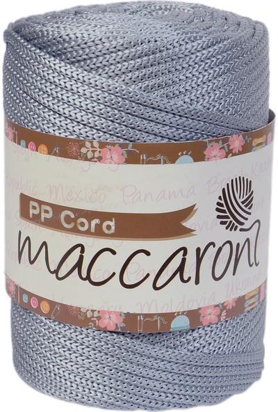 Maccaroni Pp Polyester Cord Makrome Hobi İpi 500 gr 5 mm