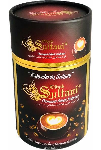 Sultani Osmanlı Dibek Kahvesi 3'lü Paket 3 x 250 gr (Silindir Kutuda)
