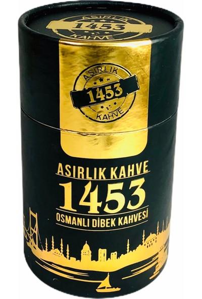 Asırlık Kahve 1453 Osmanlı Dibek Kahvesi 2'li Paket 2 x 250 gr (Silindir Kutuda)