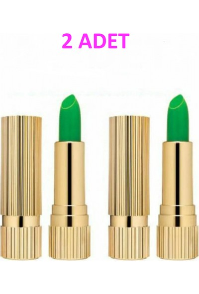 Ocean Sihirli Ruj Magic Lipstick 24 Saat Kalıcı 2 Adet PINKROSE124