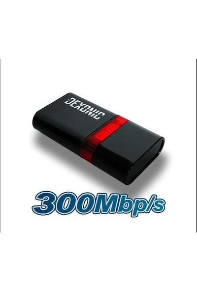 Dexonıc DEX300WIFI 300MBPS 802.11 B-G-N Wı-Fı USB Adaptor