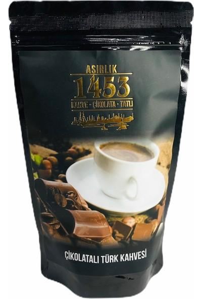 Asırlık Kahve 1453 Çikolatalı Türk Kahvesi 2'li Paket 2 x 200 gr