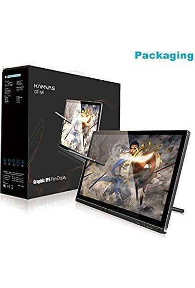 Huion Kamvas GT-191 Çizim Tablet - 19.5 ""