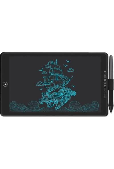 Huion Inspiroy Ink H320M Çizim Tableti (Kuvars Siyahı)