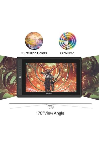 "Gaomon PD156PRO 15.6"" Full-Laminated Grafik Çizim Ekranı"