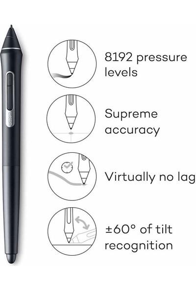 Wacom Cintiq 22 Çizim Tableti Grafik Monitörü, 8192 Basınç Seviyeleri (DTK2260K0A)