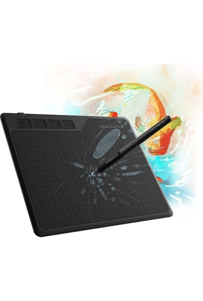 Gaomon S620 6.5 x 4 Inc Grafik Tablet