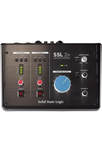 Ssl Solid State Logic - Ssl 2 + USB Ses Kartı
