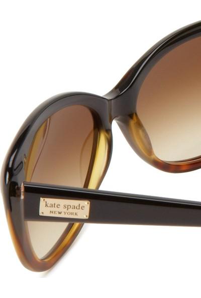 Kate Spade Angeliq Cat-Eye Kadın Güneş Gözlüğü