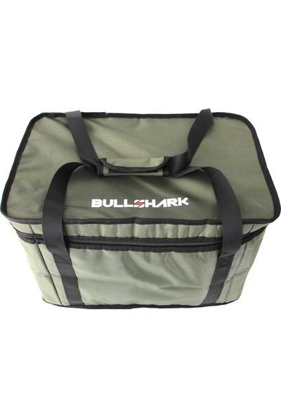 Bullshark Termal Soğutucu Çanta Haki 53 lt