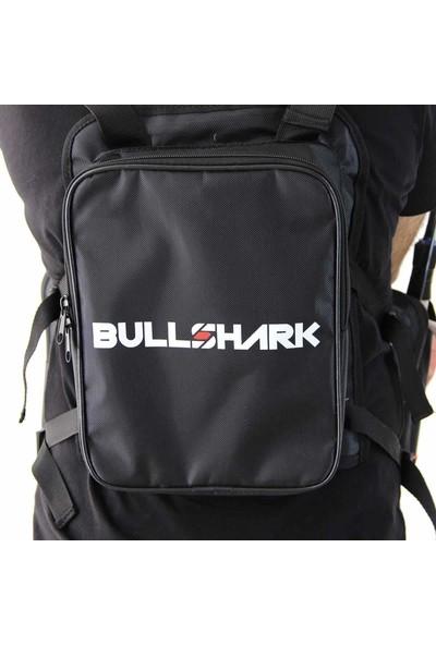 Bullshark Spin Balıkçı Yeleği Siyah