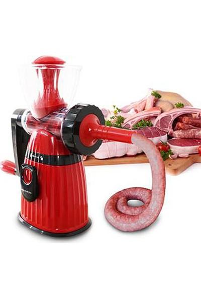 Meileyi Pratik ve Çok Başlıklı Et ve Kıyma Makinesi