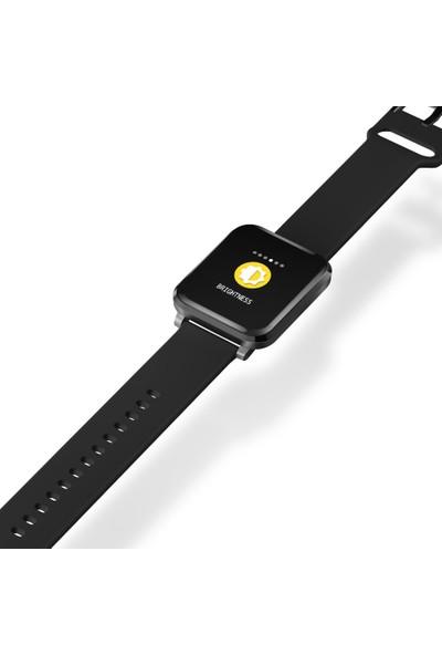 Blitzwolf Bw-Hl1 Akıllı Saat Android ve iPhone Uyumlu (Yurt Dışından)