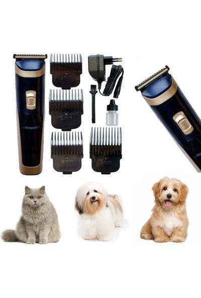 Insua Turbo Kedi Köpek Tıraş Makinesi Evcil Hayvan Tüy Kesme Makinesi