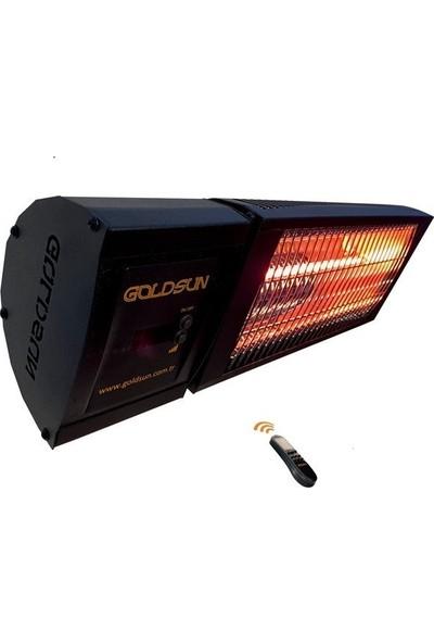 Goldsun Gsn 20P Nova Plus 2000 W Uzaktan Kumandalı