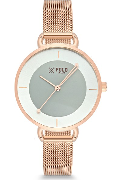 Luis Polo P1180H-BH-02 Kadın Kol Saati