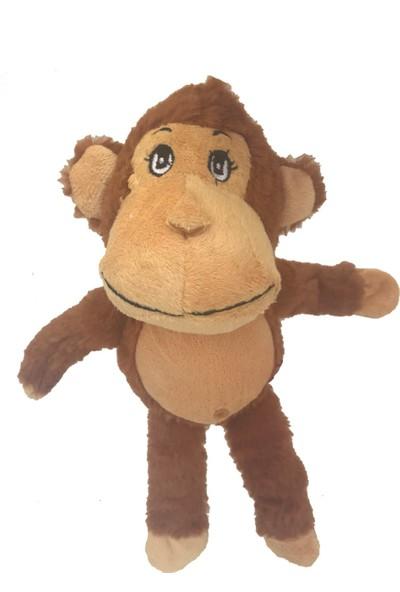 Stuffed Toys Sevimli Peluş Maymun 23 cm