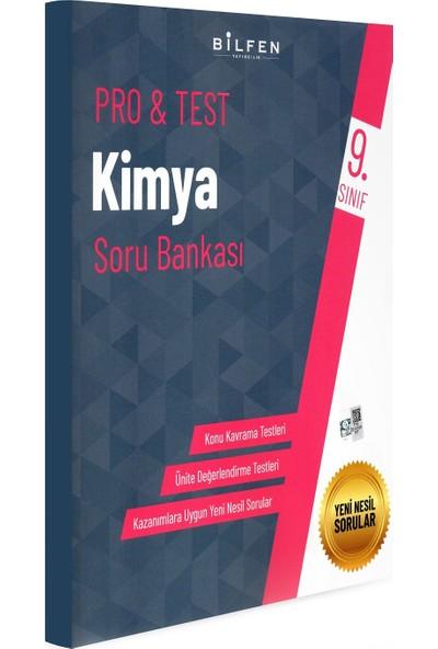 Bilfen Yayınları 9. Sınıf Pro & Test Kimya Soru Bankası