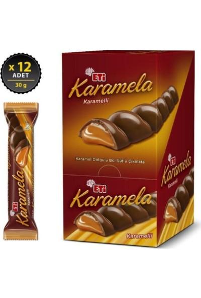 Eti Karamela 30 g x 12 Adet