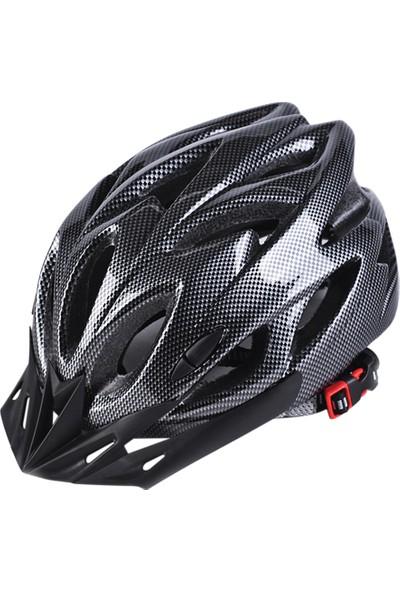 Buyfun Visor ile Hafif Bisiklet Kask In-Kalıp
