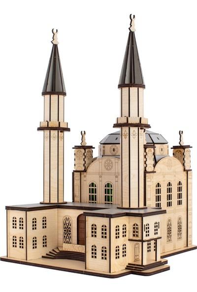 Dijital ID 3D Puzzle Model Maket Büyük Mecidiye Camii (Ortaköy Camii)