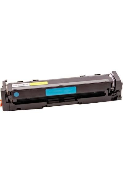 Cmk Hp 415A-W2031A Muadil Chipsiz Toner 2100 Sayfa Mavi