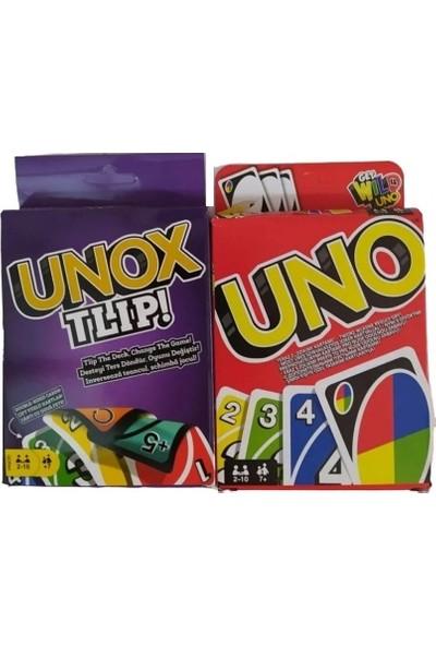Misalanka Uno ve Unox Tlip Oyun Kartları